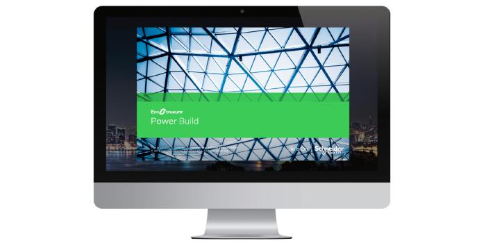 EcoStruxure Power Build: Inteligentna rozdzielnica w kilka kliknięć