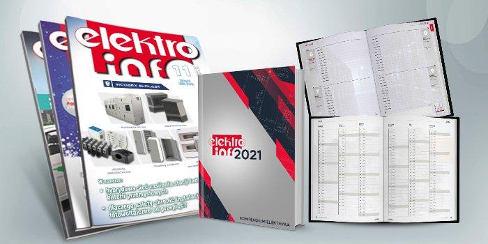 Prenumerata roczna + kompendium elektryka