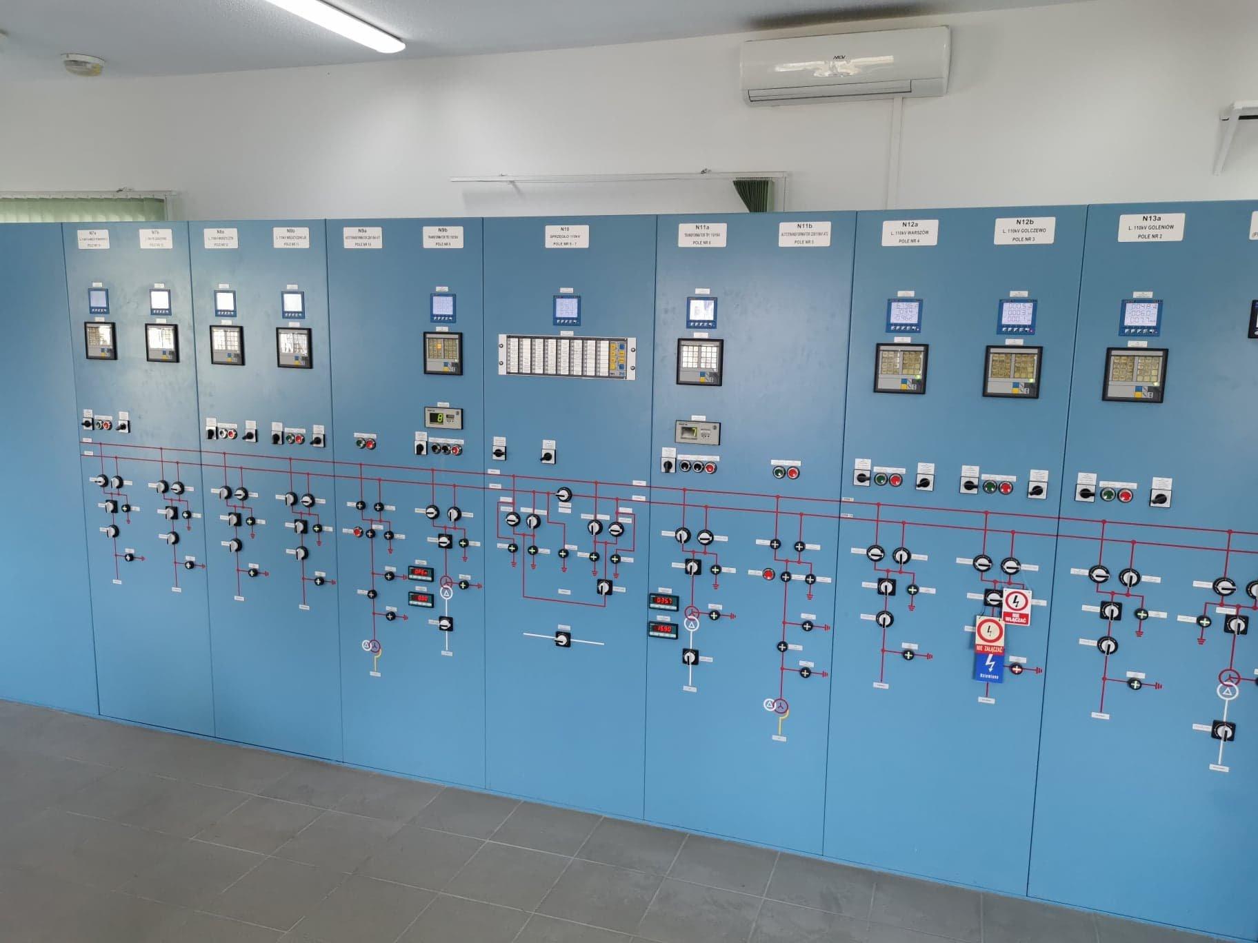 Enea Operator zakończyła modernizację rozdzielni elektroenergetycznej w Recławiu