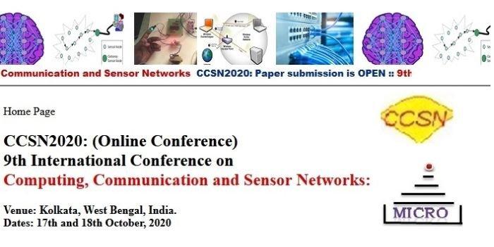 Konferencja CCSN2020
