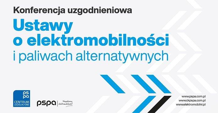 Konferencja uzgodnieniowa projektu ustawy o zmianie ustawy o elektromobilności - wnioski