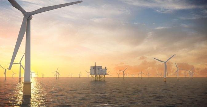 Nowy kontrakt dla największej na świecie morskiej farmy wiatrowej