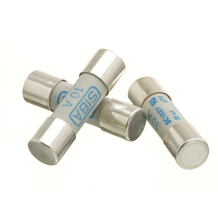Wkładki topikowe 5022526, 5021526 (cylindryczne 10 x 38); 5020426 (cylindryczne 14 x 51)