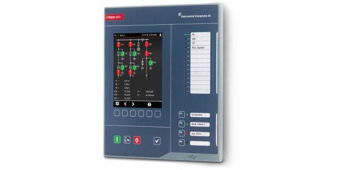 Sterowniki zabezpieczeniowe e2TANGO firmy Elektrometal Energetyka SA