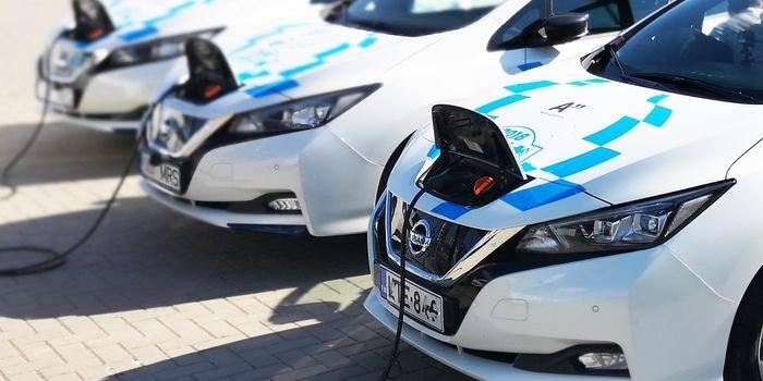 Niderlandy liderem elektromobilności