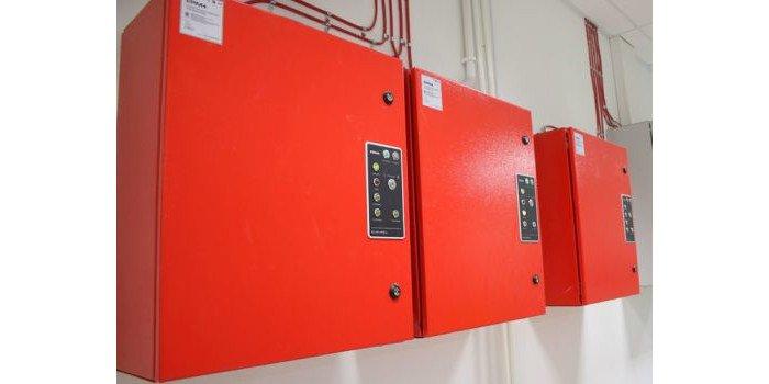 Centrala sterująca urządzeniami przeciwpożarowymi FPM+