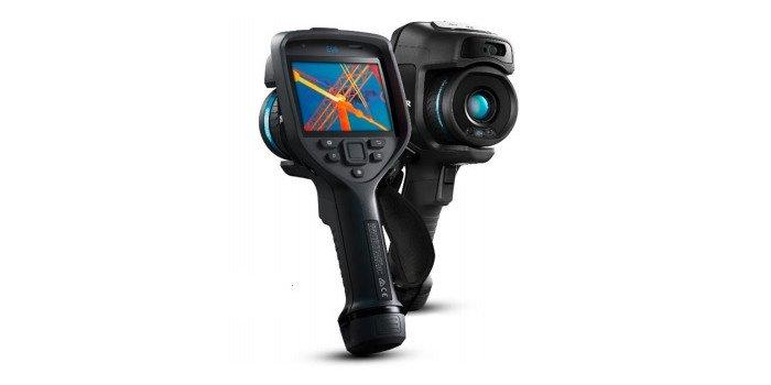 Diagnostyka paneli fotowoltaicznych z użyciem kamer termowizyjnych FLIR