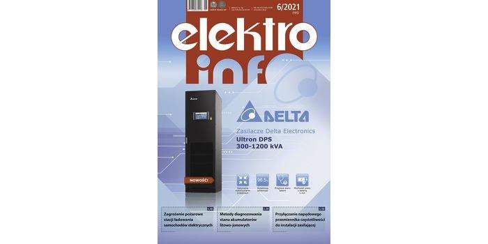 """Nowy numer 6/2021 """"elektro.info""""!"""