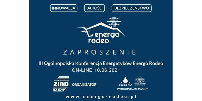 III Ogólnopolska Konferencja Energetyków Energo Rodeo