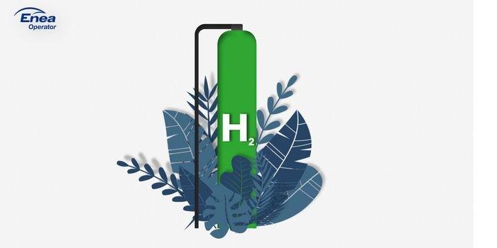 Enea buduje magazyn energii oparty na wodorze