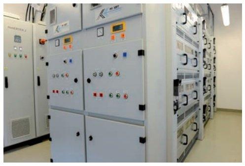 Magazyn energii dla Tauron Ekoenergia współpracujący z elektrownią wodną