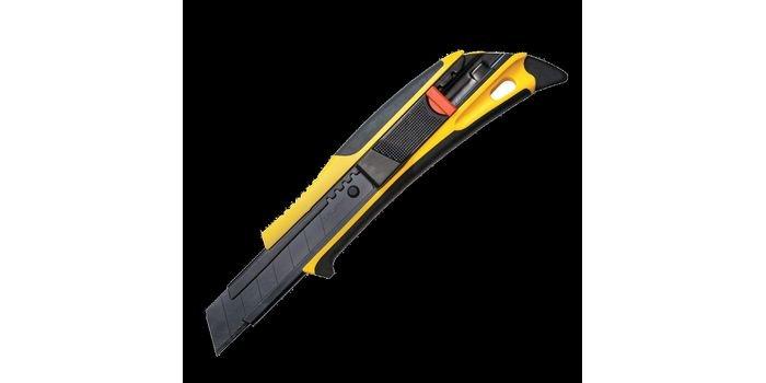 Nóż zchowanym ostrzem łamanym 18 mm Quick Back Tajima