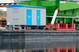 Pływająca stacja transformatorowa »