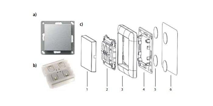 Przegląd łączników stosowanych w instalacjach inteligentnych