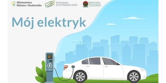 "Od 12 lipca nabór do programu ""Mój Elektryk"""