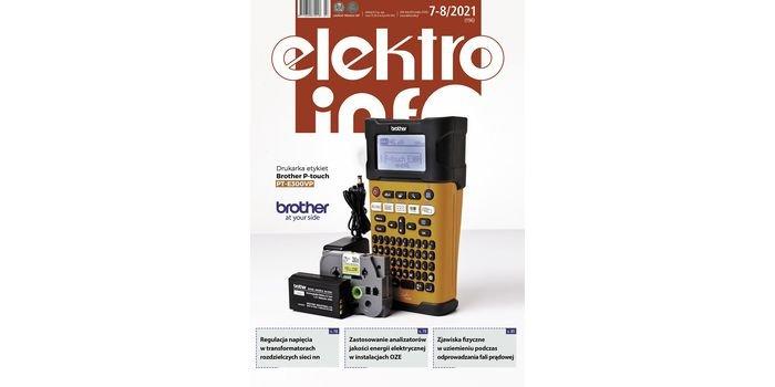 Elektro.info 7-8/2021