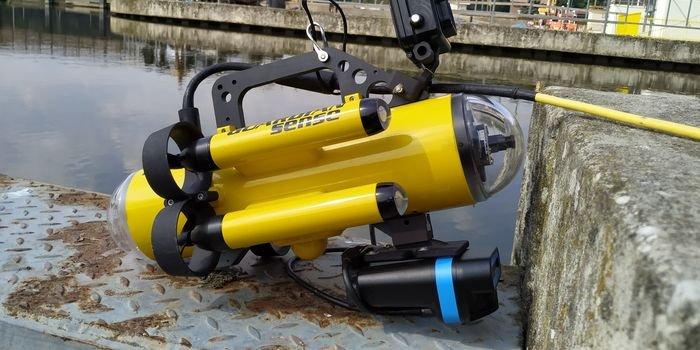 Nowoczesny robot skontroluje elektrownie wodne PGE