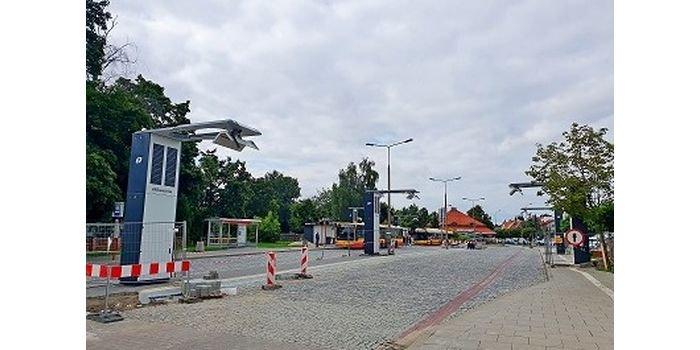 Nowe stacje ładowania o dużej mocy dla autobusów w Warszawie