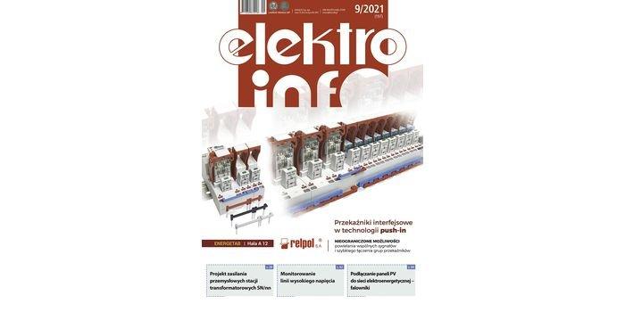 """Nowy numer 9/2021 """"elektro.info""""!"""