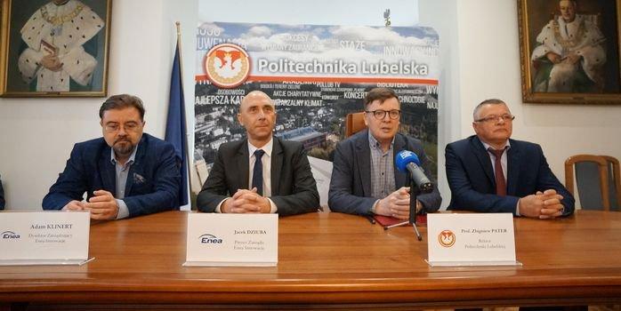 Enea i Politechnika Lubelska będą pracować nad utylizacją paneli PV