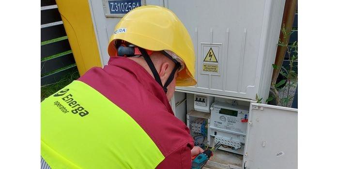 Pół miliona liczników zdalnego odczytu zamontuje Energa Operator