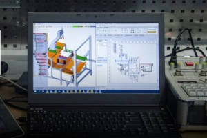 Oprogramowanie do symulacji układów automatyki »
