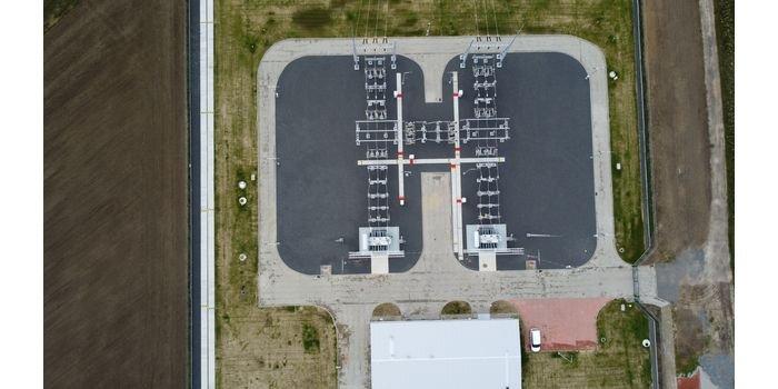 Budowa GPZ Olszowa zakończona
