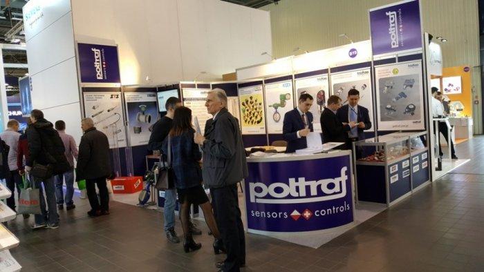 23. Międzynarodowe Targi Automatyki i Pomiarów AUTOMATICON w Warszawie - 14-17 marca 2017 r.