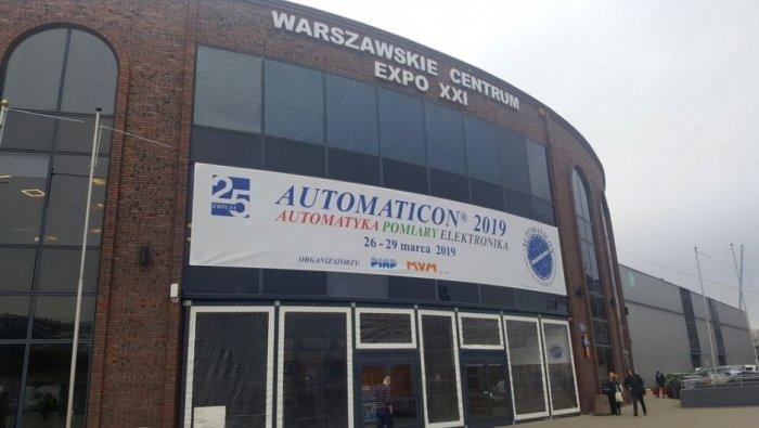Targi Automaticon 2019