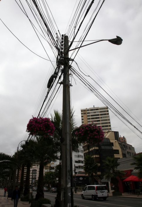 Chile i energetyka.