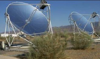 System Solar Dish Stirling firmy Cleanergy [17]