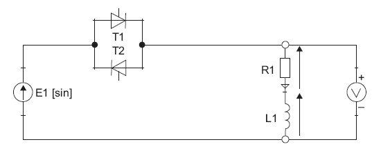 Rys.4. Schemat sterownika tyrystorowego