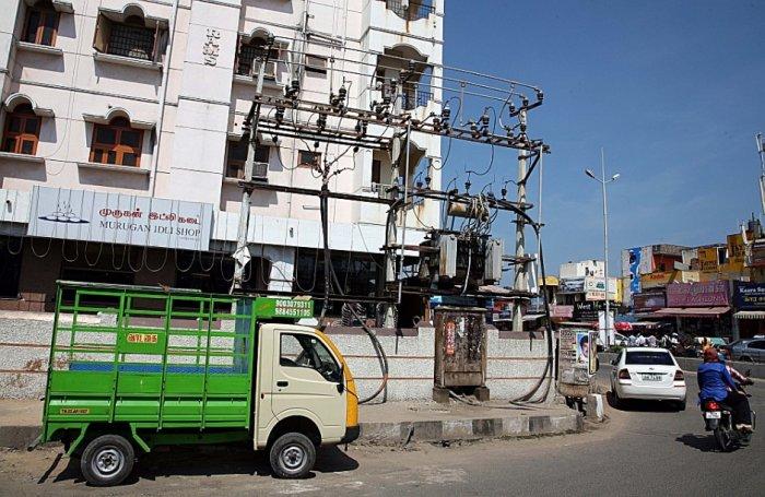 Indie Południowe i energetyka