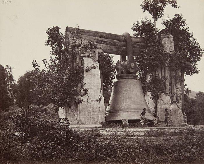 Mingun-Bell, Birma