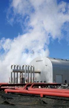 Fot. 7 Elektrownia Błękitna Laguna na Islandii