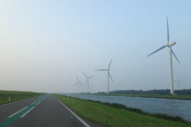 Energetyka wiatrowa wpływa na ceny prądu w Polsce Fot. pixabay.com