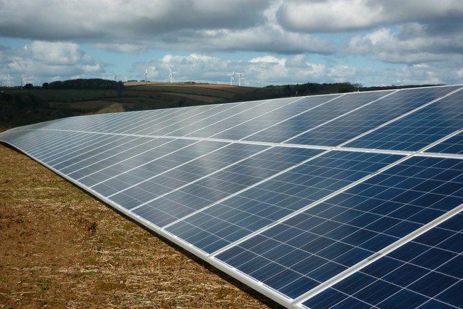 Sun Investment Group ma pierwszą farmę fotowoltaiczną w Polsce w ramach systemu aukcyjnego. Fot. pixabay.com