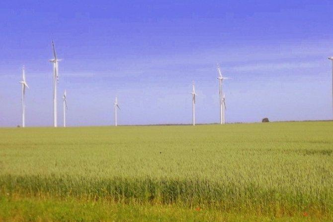Ruszyła budowa nowej farmy wiatrowej Energi Fot. Energa