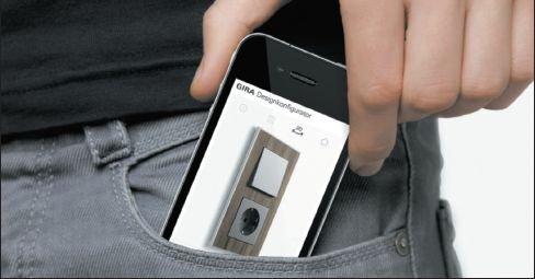 Wieloma systemami (przewodowymi i bezprzewodowymi) można zarządzać z każdego miejsca na świecie za pomocą urządzeń mobilnych Fot. Gira