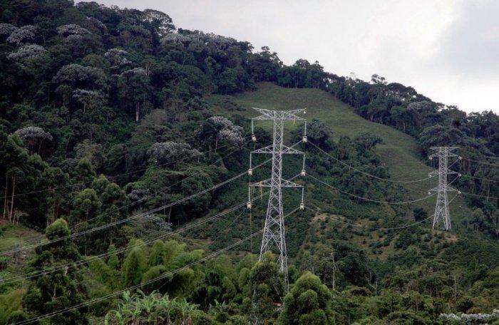 Kolumbijska sieć elektroenergetyczna