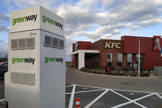 Kolejne stacje ładowania pojazdów elektrycznych