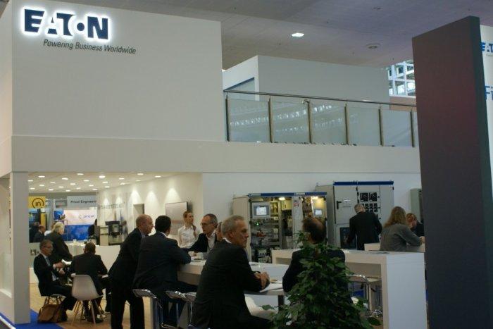 Hannover Messe - 24-28.04.2017 - stoisko firmy Eaton.