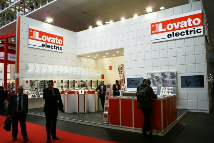 Hannover Messe - 24-28.04.2017 - stoisko firmy Lovato Electric.