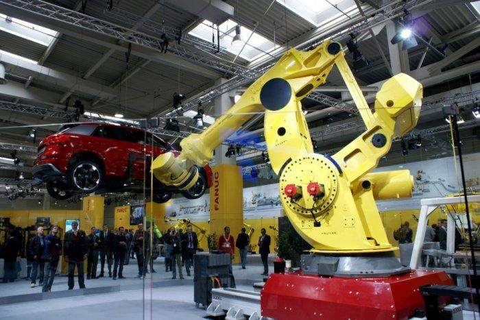 Hannover Messe - 24-28.04.2017 - prezentacja rozwiązań w sektorze robotyki.