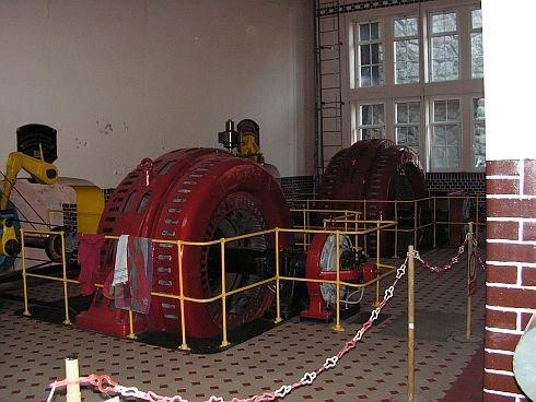 Bobrowice I - hala generatorów