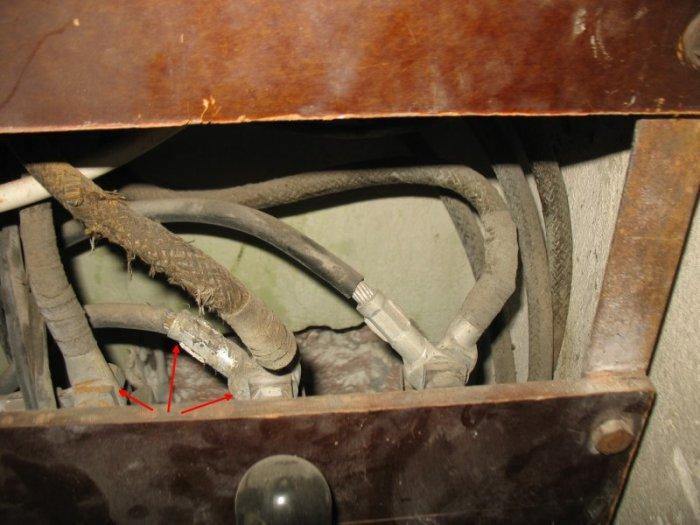 Grzejące się połączenia śrubowe i wadliwie zaprasowane końcówki na przewodach
