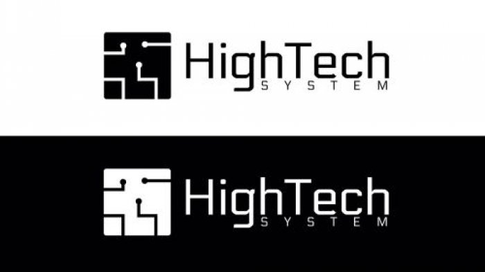 logo high tech system 1