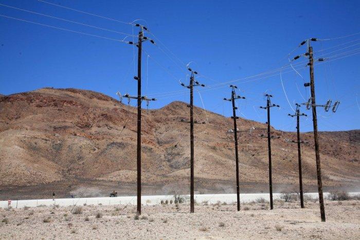 Namibia i energetyka.