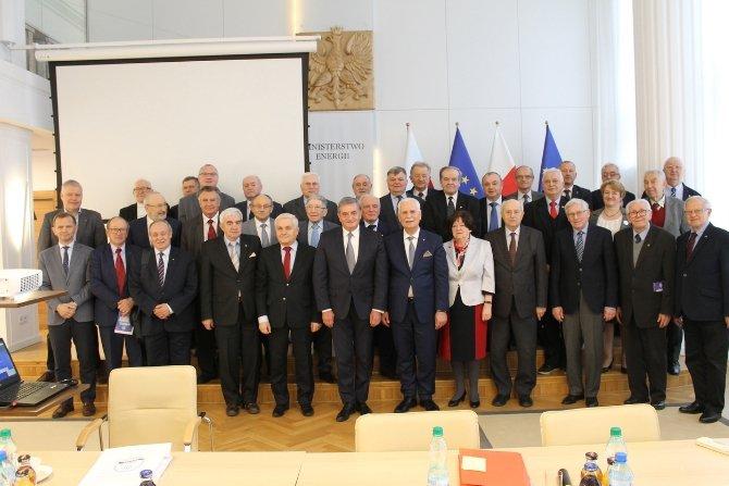 Inauguracyjne posiedzenie Komitetu Honorowego Obchodów 100-lecia 100-lecia SEP Fot. SEP