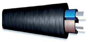 Fot. 12. Kabel elektroenergetyczny niskiego napięcia typu YAKY [7]